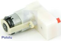 BCM 60:1 Gear Motor Offset Output