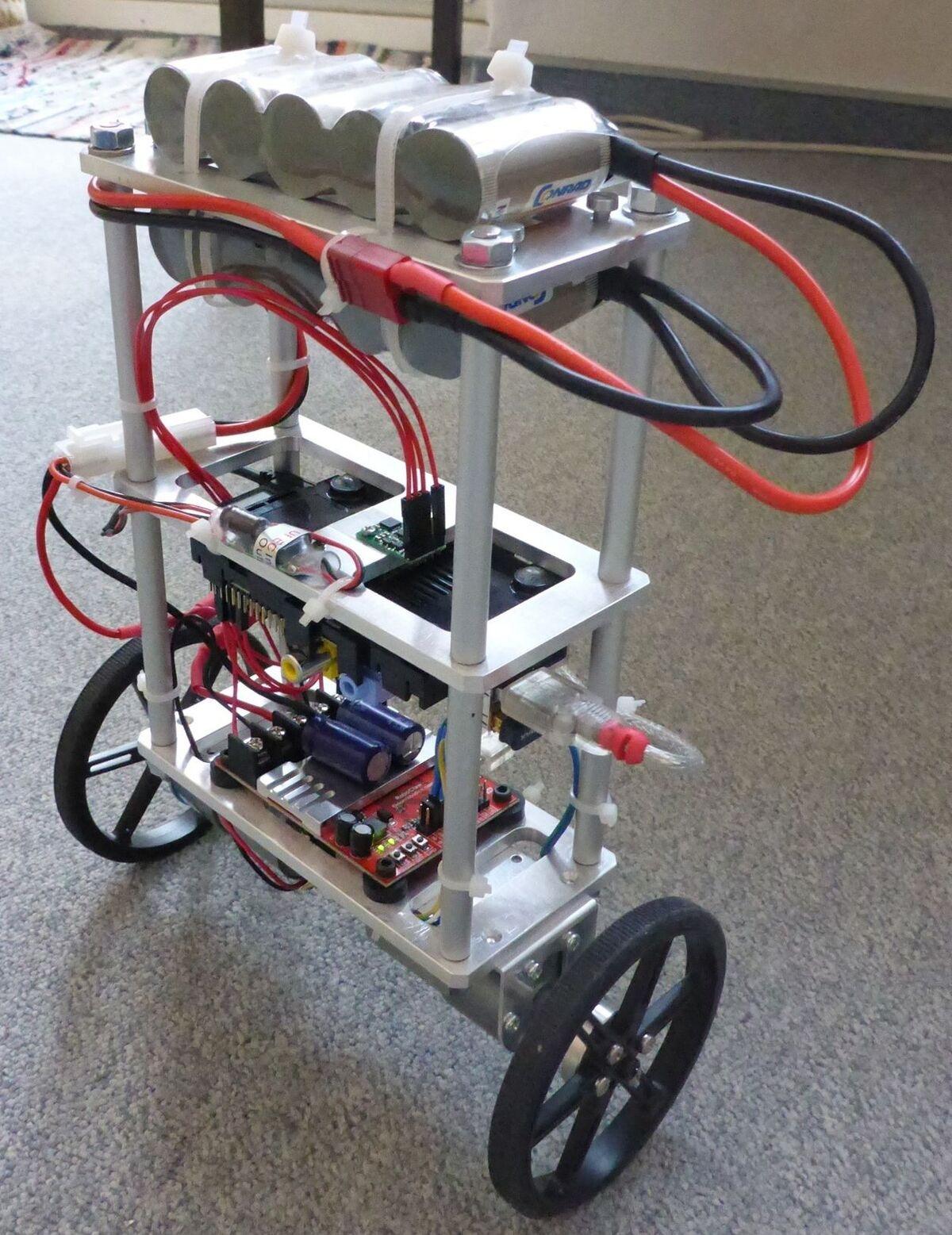 Astonishing Pololu Raspberry Pi Balancing Robot Wiring Cloud Cosmuggs Outletorg