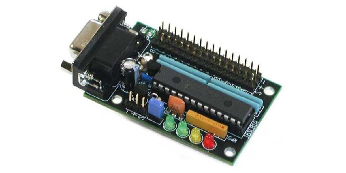 Pololu 16 Servo Controller Kit 0