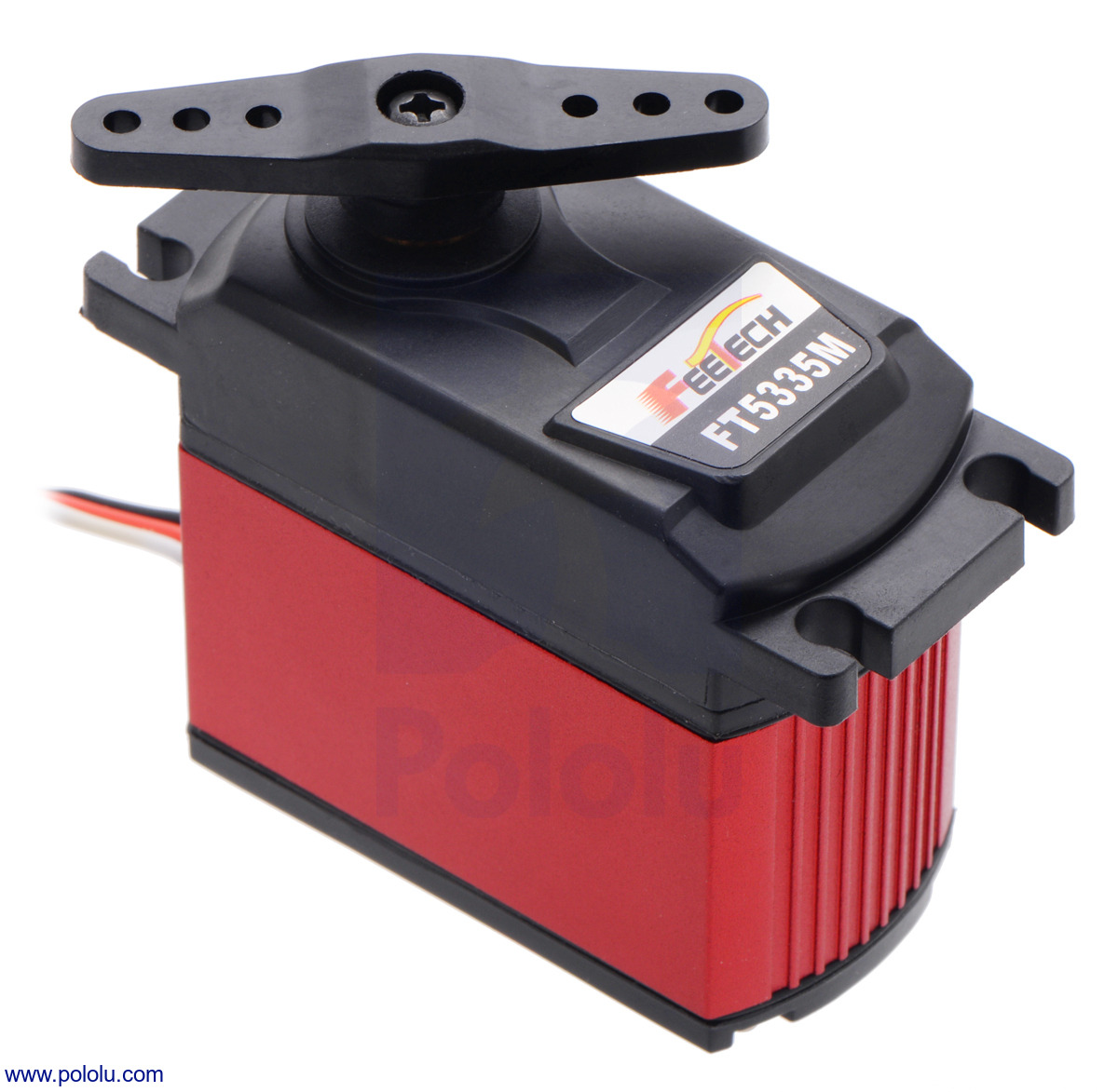 Pololu Posts By Ryan Page 3 Raspberry Pi Wiringpi Servo We Added The Feetech Ultra High Torque Voltage Digital Giant Ft5335m To Our Expanding Rc Selection This Scale Can