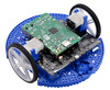 Video: Raspberry Pi robot with the Romi chassis