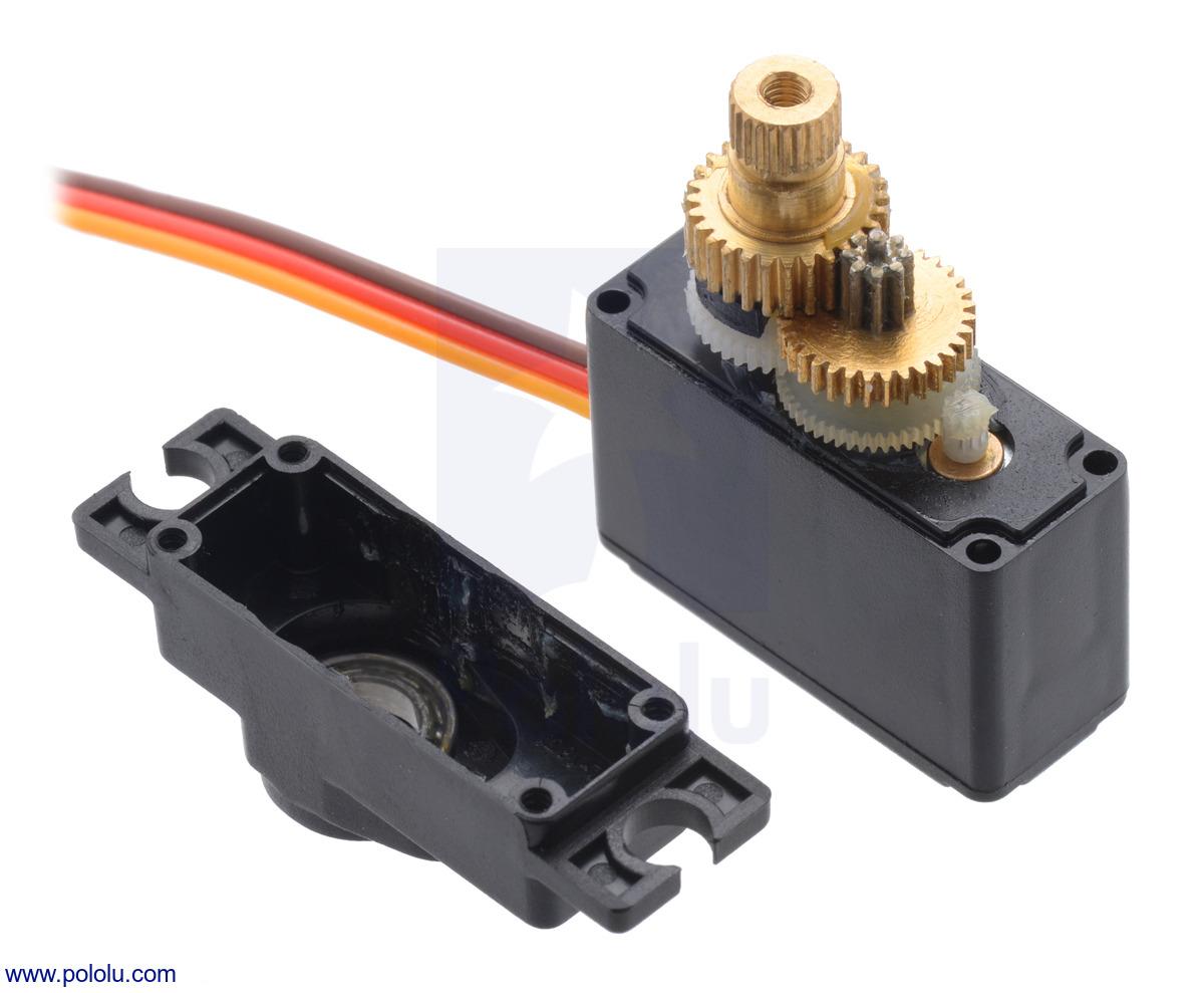 Power HD Mini servo hd-1711mg 2144