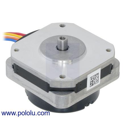 Pololu - Stepper Motors