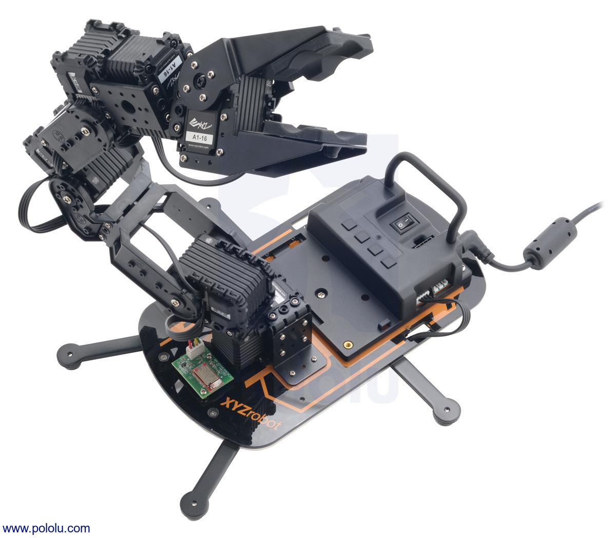 Pololu - XYZrobot Smart Servo A1-16