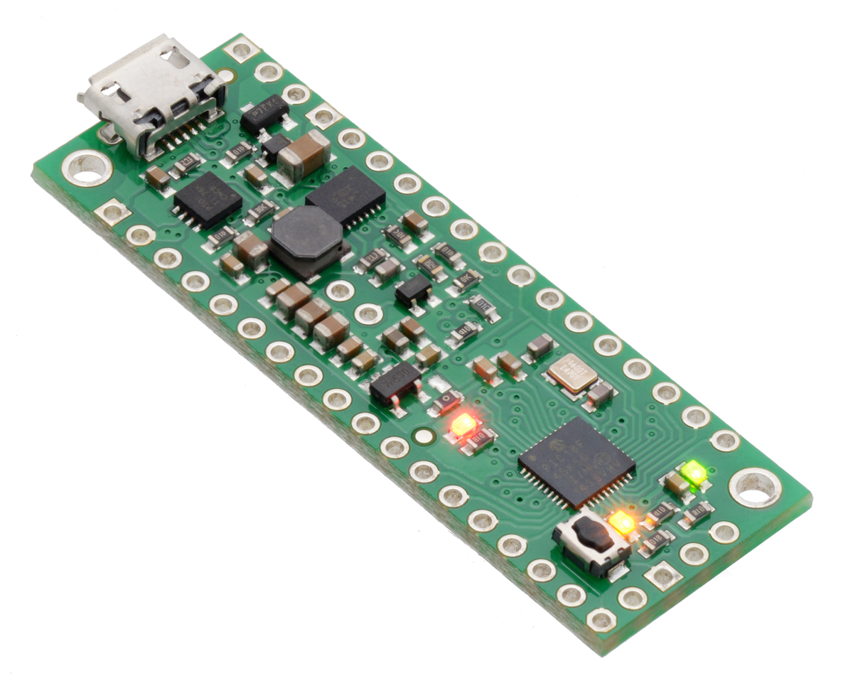 Pololu P Star 45k50 Mini Sv Question Electronics Forum Circuits Projects And Microcontrollers