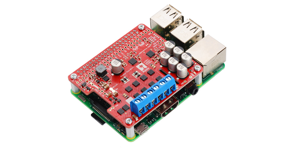 Pololu - Raspberry Pi Expansion Boards
