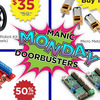 Cyber Monday doorbusters and deals revealed!
