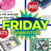 Friday deals - Romi, motor drivers, and more