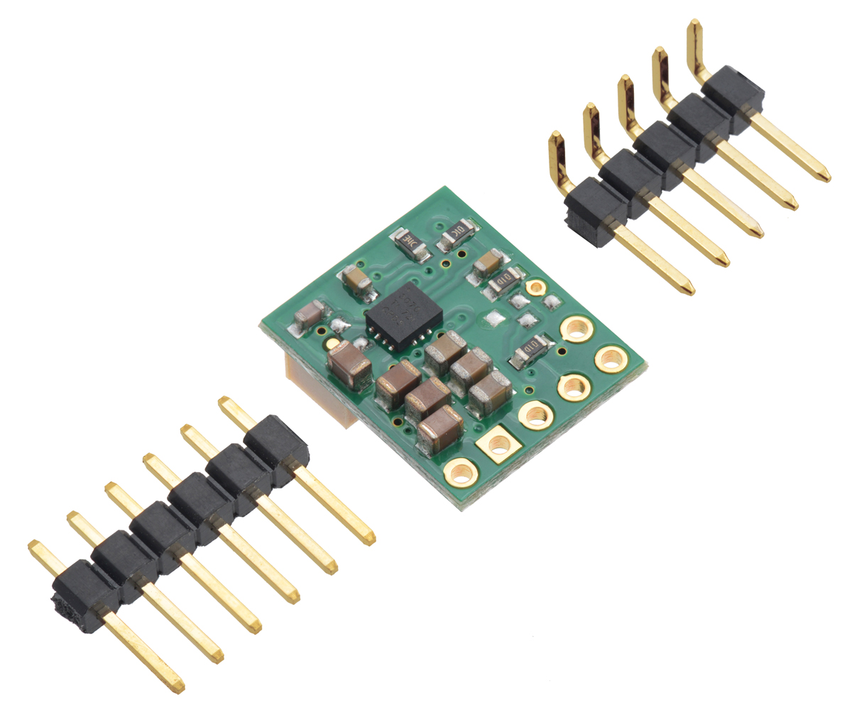 Pololu 25 9v Fine Adjust Step Up Down Voltage Regulator W Charger Circuit With High Low Cutoff Electronic Projects Included Hardware