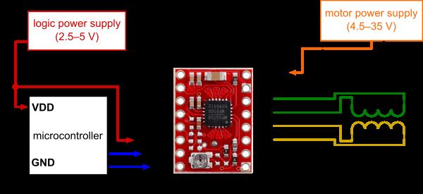 Potentiometer Wiring Diagram Schematic Diagram Electronic