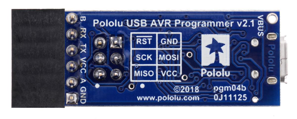 Pololu USB AVR Programmer v2 User's Guide