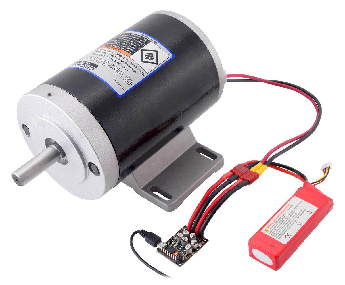 Pololu - Jrk G2 18v27 USB Motor Controller with Feedback