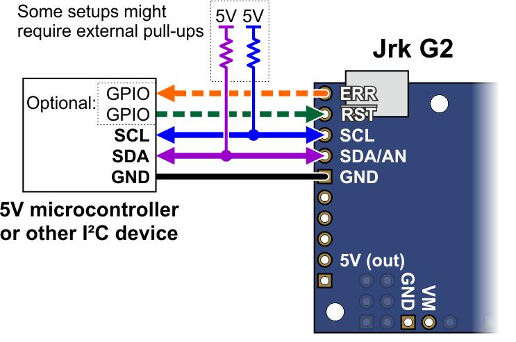 Pololu - Jrk G2 Motor Controller User's Guide
