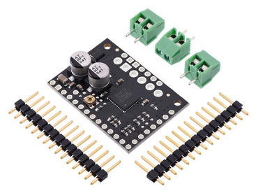 TB67S249FTG Stepper Motor Driver Carrier With included hardware