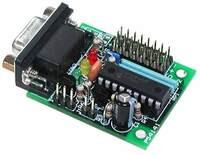 Pololu serial 8-servo controller kit