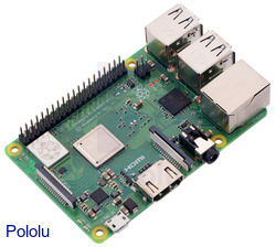 New product: Raspberry Pi 3 Model B+