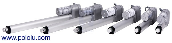 New high-speed linear actuators