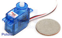 Power HD Micro Servo HD-1900A (Blue)