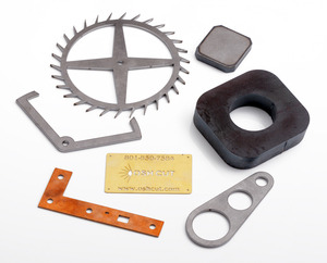 Pololu 3 Materials For Laser Cutting