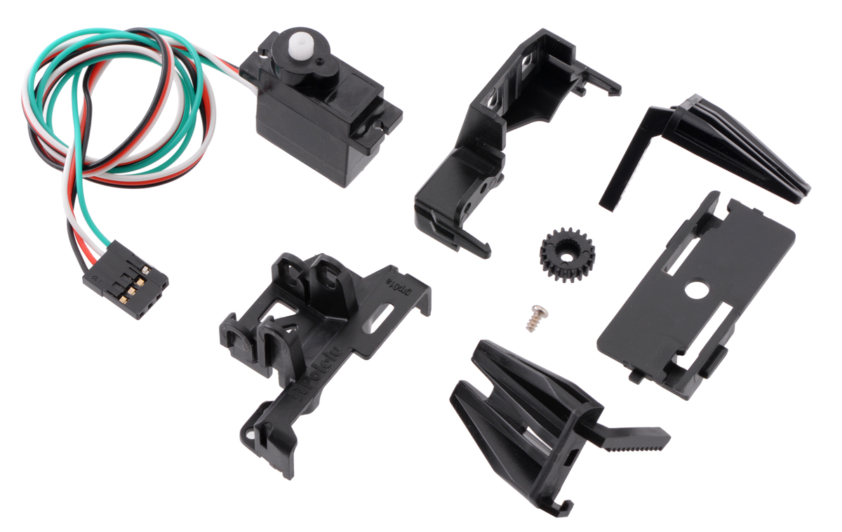 Pololu Micro Gripper Kit With Position Feedback Servo Wiring Diagram Contents Of The