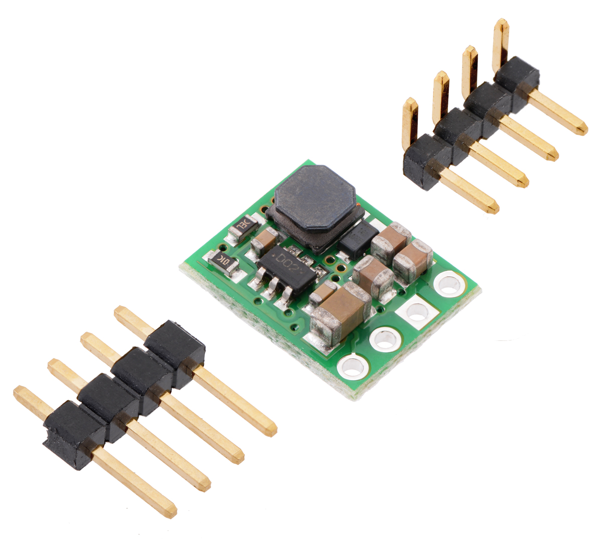 Pololu 6v 600ma Step Down Voltage Regulator D36v6f6 High With Short Circuit Protection Typical Efficiency The Of A