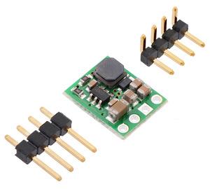 Pololu D36V63 voltage regulator