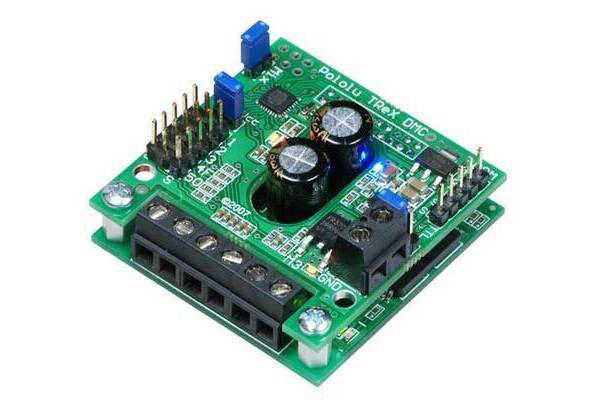 Pololu - Brushed DC Motor Controllers