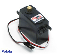 Power HD high-torque servo HD-2550A.