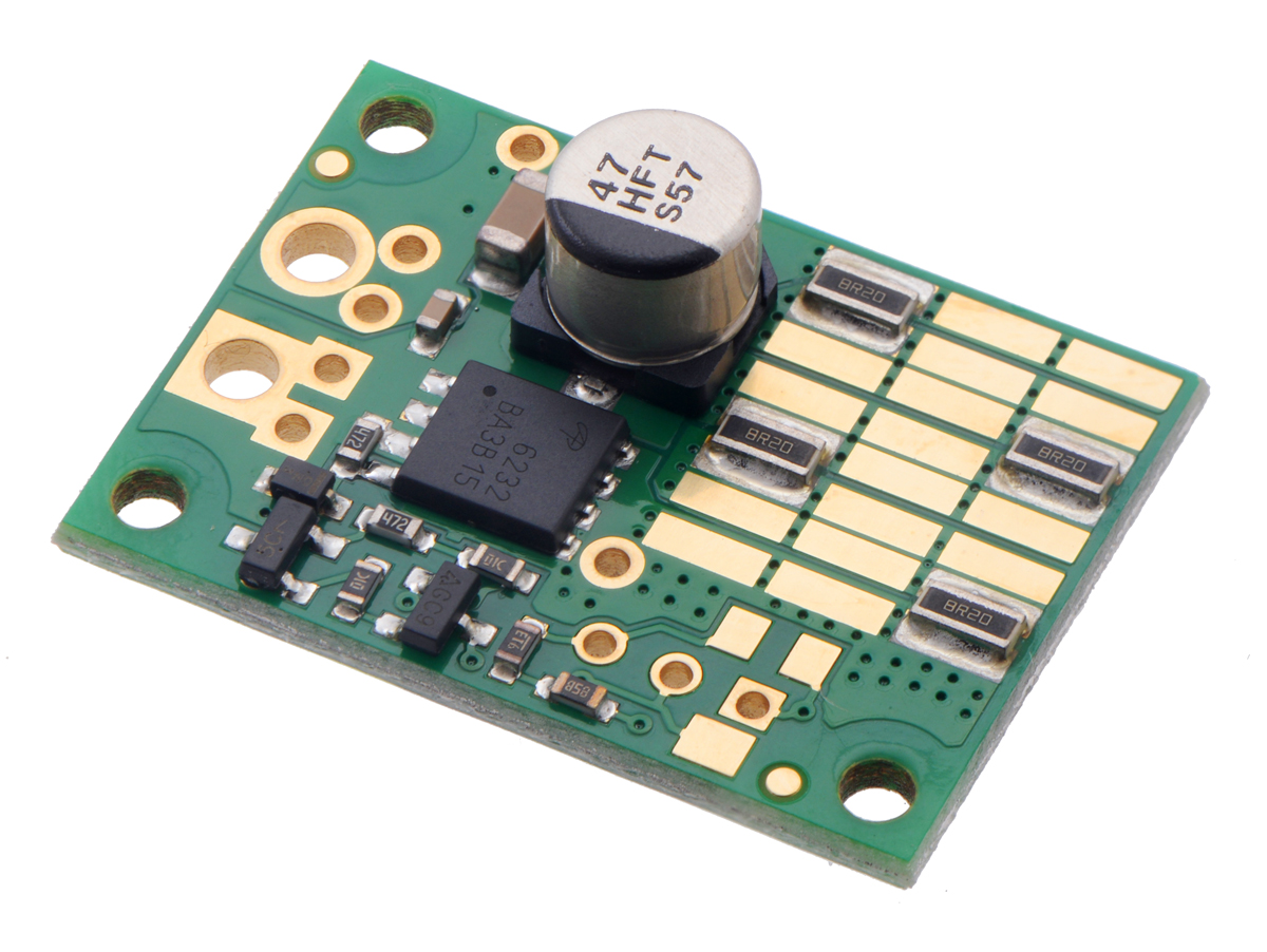 Pololu Shunt Regulator 330 V 328 3w Voltage Circuit