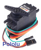 New products: more special servos with position feedback