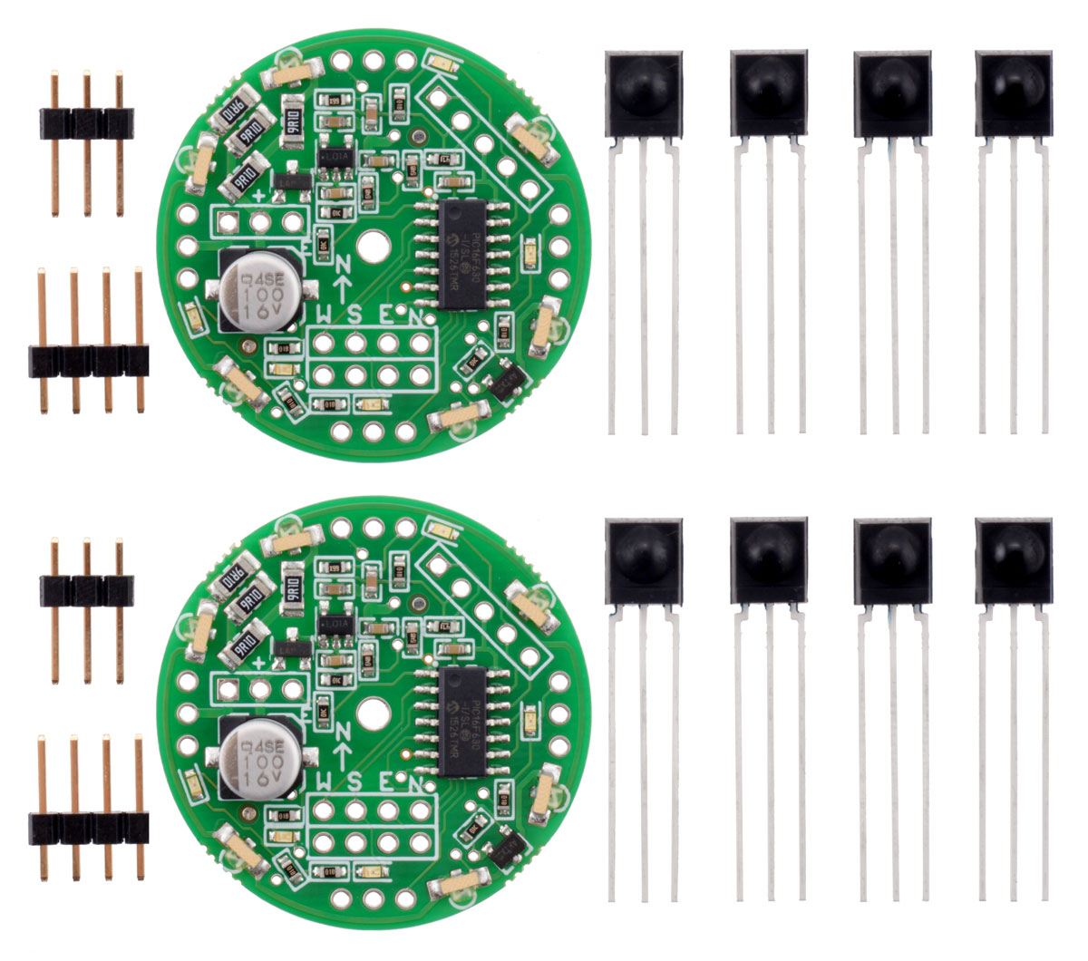 Infrared Remote And Retransmit It From A Second Ir Led